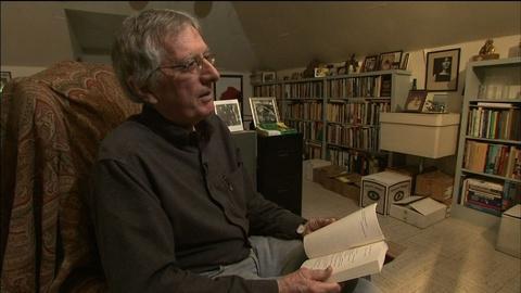 PBS NewsHour -- Meet the new U.S. Poet Laureate Charles Wright