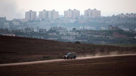 PBS NewsHour -- Israel's U.S. ambassador on Gaza ground invasion prospects
