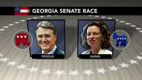 PBS NewsHour -- Why winning Georgia is crucial for the GOP's Senate hopes