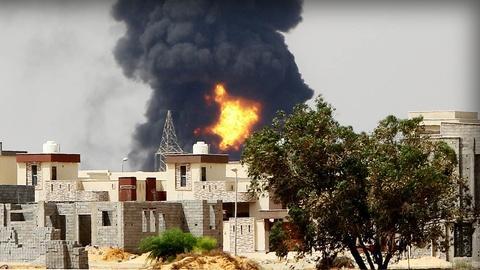 PBS NewsHour -- Understanding the complex web of conflict in Libya