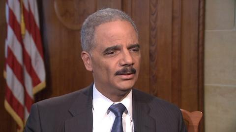 PBS NewsHour -- Holder: Big data is leading to unfairness in drug sentencing