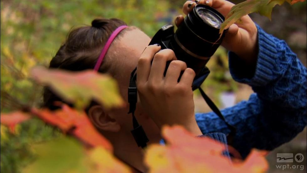 Troubled teens find 'a New Light' with nature photography image