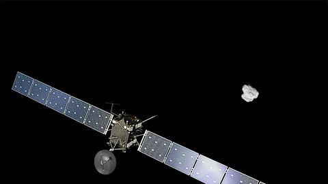 PBS NewsHour -- How Rosetta can help decipher a comet's secrets