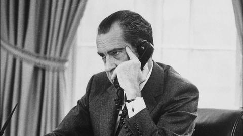 PBS NewsHour -- Why are we still fascinated by Nixon?