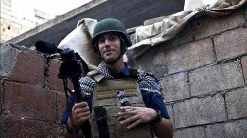 PBS NewsHour -- Remembering journalist James Foley