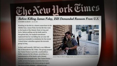 PBS NewsHour -- More details emerge on failed mission to rescue James Foley