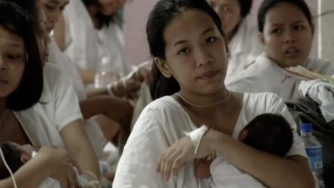 PBS NewsHour -- Birth control access roils Philippines amid population boom