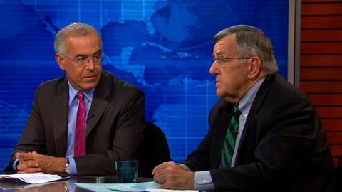 PBS NewsHour -- Shields and Brooks on Islamic State as 'cancer'