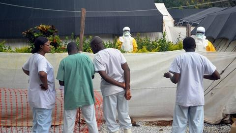 PBS NewsHour -- Why is Ebola proving so hard to contain?