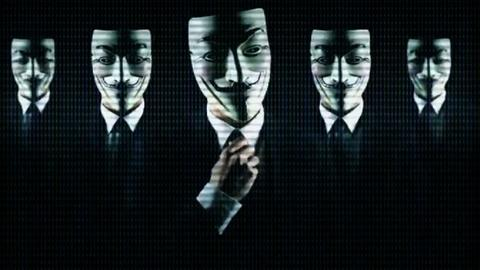 PBS NewsHour -- The roots of 'Anonymous,' the infamous hacking community