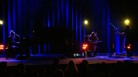 PBS NewsHour -- Agnes Obel taps into the piano's 'dreamy nature'