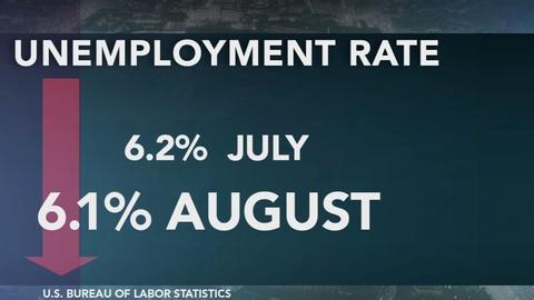PBS NewsHour -- U.S. unemployment decrease reflects more workforce dropouts