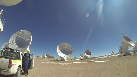 PBS NewsHour -- Ascent to ALMA's high site