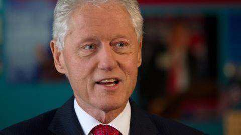PBS NewsHour -- Bill Clinton celebrates 20 years of AmeriCorps