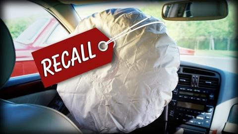 PBS NewsHour -- Automakers recall 14 million cars for exploding airbags