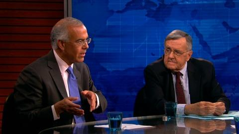 PBS NewsHour -- Shields and Brooks on Obama as reluctant warrior