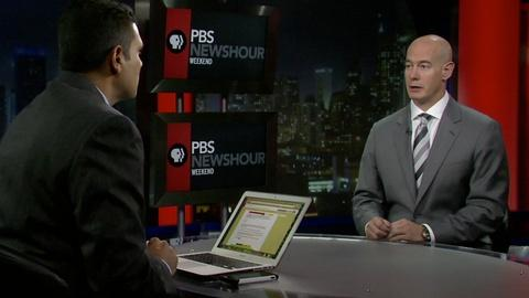 PBS NewsHour -- How effective will airstrikes be against the Islamic State?