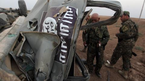 PBS NewsHour -- Can U.S. mobilize regional allies to fight Islamic State?