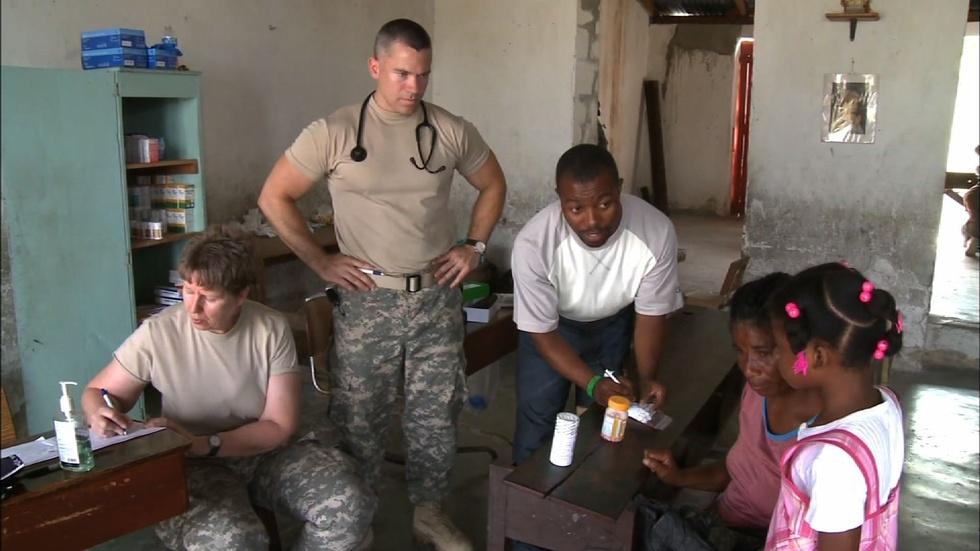 Can U.S. aid for Ebola be deployed quickly enough? image