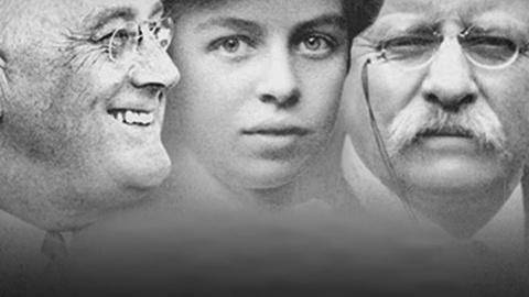 PBS NewsHour -- Capturing complicated portraits of 'high-voltage' Roosevelts