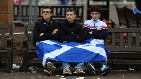 PBS NewsHour -- How will Scotland's vote change the U.K. power balance?