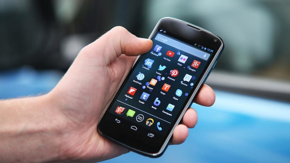 Are encrypted smartphones as too private for the FBI? image