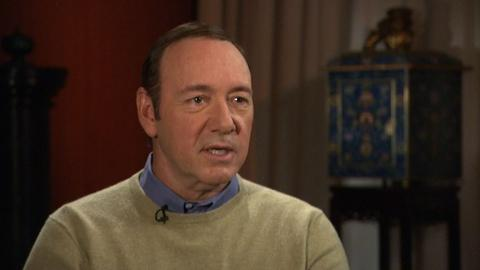 PBS NewsHour -- Kevin Spacey on Jack Lemmon