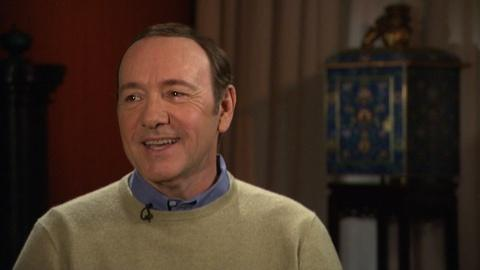 PBS NewsHour -- Full interview with Kevin Spacey, part 2
