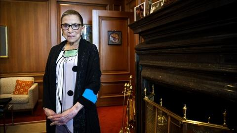 PBS NewsHour -- Should Justice Ginsburg retire?