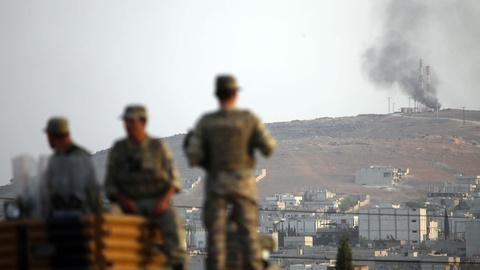 PBS NewsHour -- Why is Turkey reluctant to fight the Islamic State?