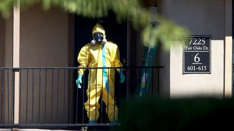 PBS NewsHour -- Are Ebola screening measures ineffective?