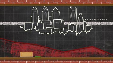 PBS NewsHour -- Philadelphia schools crippled by budget crisis