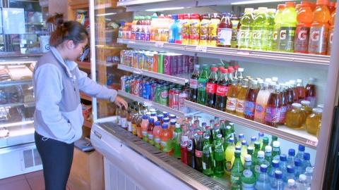 PBS NewsHour -- San Francisco eyes higher taxes on sugary drinks