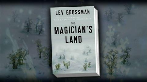 PBS NewsHour -- Grossman's 'Magicians' series casts spell on adult readers