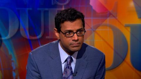 "PBS NewsHour -- Atul Gawande: U.S. is not ""going to have ebola outbreak"""