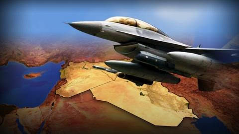 PBS NewsHour -- Can air power alone stop advance of Islamic State militants?