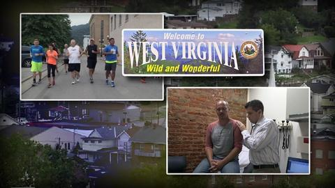 PBS NewsHour -- Giving coal country a healthy makeover