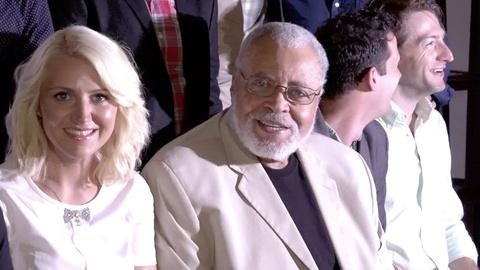 PBS NewsHour -- From stutterer to star: How James Earl Jones found his voice