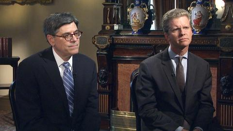 PBS NewsHour -- What the shrinking U.S. deficit says about stability