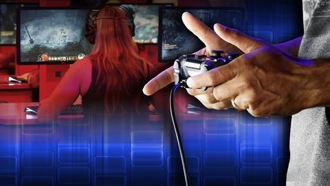 PBS NewsHour -- #Gamergate leads to death threats against women