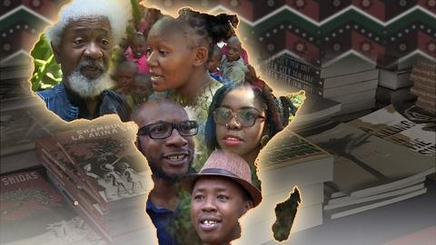 PBS NewsHour -- Storymoja festival celebrates flourishing African literature
