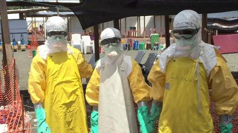 PBS NewsHour -- US must 'strike balance between caution and panic' on Ebola