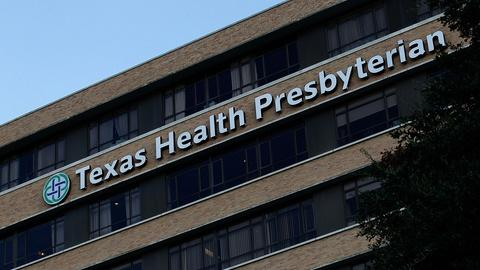 PBS NewsHour -- Dozens cleared from Ebola quarantine in Texas