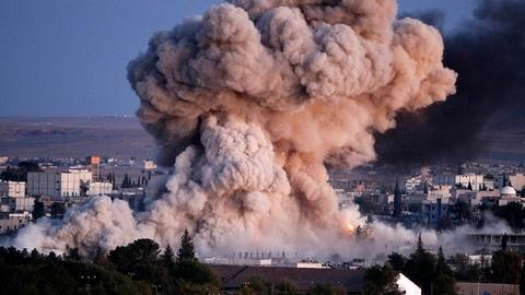 PBS NewsHour -- Why U.S. and allies can't afford to let Kobani fall to IS