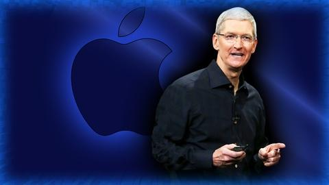 PBS NewsHour -- Apple's CEO helps open the corporate closet