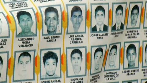 PBS NewsHour -- Missing students underscore dangerous corruption in Mexico