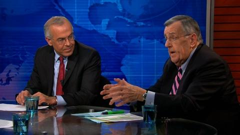 PBS NewsHour -- Shields and Brooks on the midterm mood