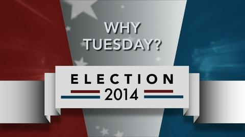 PBS NewsHour -- Why do we vote on the first Tuesday of November?