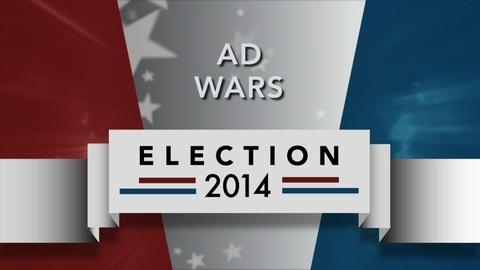 PBS NewsHour -- The record-setting money behind this year's midterm TV ads