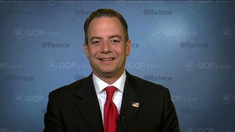 PBS NewsHour -- RNC chair on GOP ground game, finding common ground